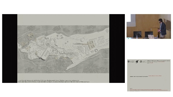 Valerio Tolve.Tesi di Laure a Villa Adriana e ad Atene.Master Universitario en Conservación del Patrimonio Arquitectónico.