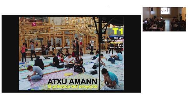 ATXU AMANN. LA PRACTICA DEL PROYECTO. TALLER1