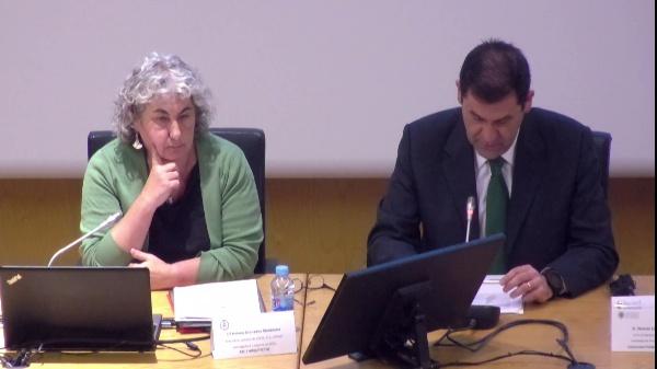 CONDEREFF Interreg Europe. ARC3 arquitectos CSCAE (España). Dª Helena Granados. Estudio de normativa autonómica y local. Evaluación de ratios y comparación.