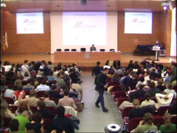 CIAB1.Conferencia SILVIA GMUR& LIVIO VACCHINI.