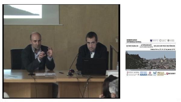 SEMINARIO INTERNACIONAL ESTRATEGIAS INTERVENCIÓN CONSERVACIÓN EN LOS CENTROS HISTORICOS. JOSEP PARDO