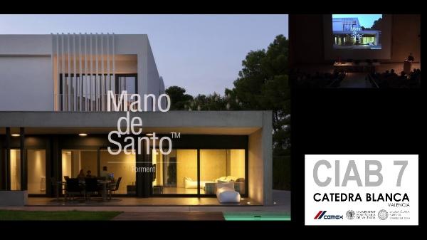 CAB7. MANO DE SANTO