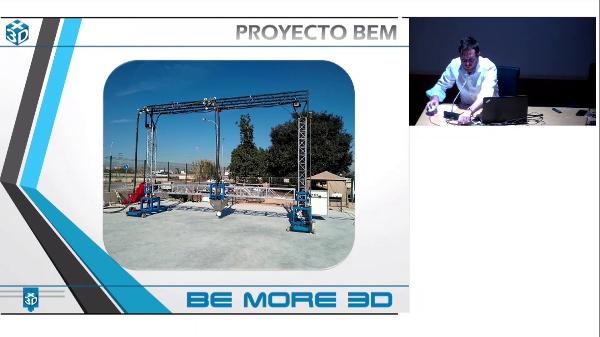 CIAB 8. COMUNICACIONES.Vicente Ramírez Collado, José Luis Puchades Valencia, José Guillermo Muñoz Montes, Joaquín Martín Rodríguez.Investigación sobre construcción 3D y sus aplicaciones.