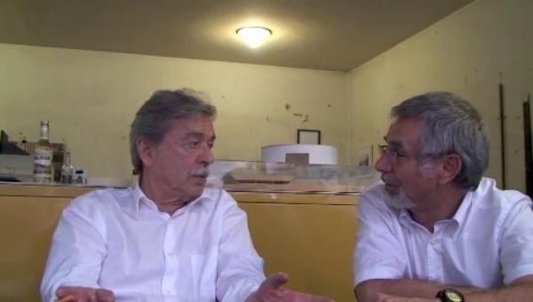 Conversación con PAULO MENDES DA ROCHA São Paulo. 4 de Abril de 2013. Estudio de Paulo Mendes da Rocha.