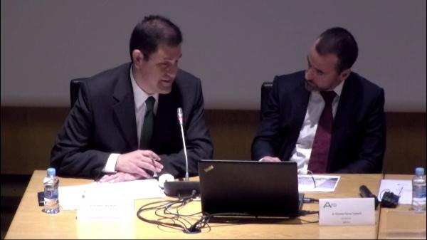 CONDEREFF Interreg Europe.ARCI (España).D. Vicente Ferrer.Presentación ARCI Problemática residuos. Web, vertederos¿