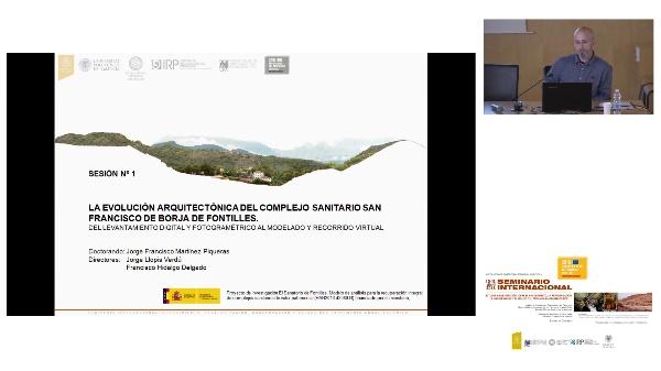 SEMINARIO INTER. DE ESTUDIO E INVESTIGACIÓN SOBRE EL RECONOCIMIENTO, LA REVALORIZACIÓN, LA CONSERVACIÓN Y EL RE-USO DEL PATRIMÓNIO ARQUITECTÓNICO.Ana Torres Barchino.Jorge Llopis Verdú.