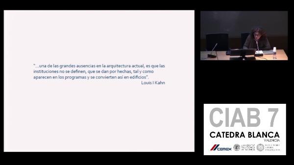 CIAB7. OLVIDO MUÑOZ
