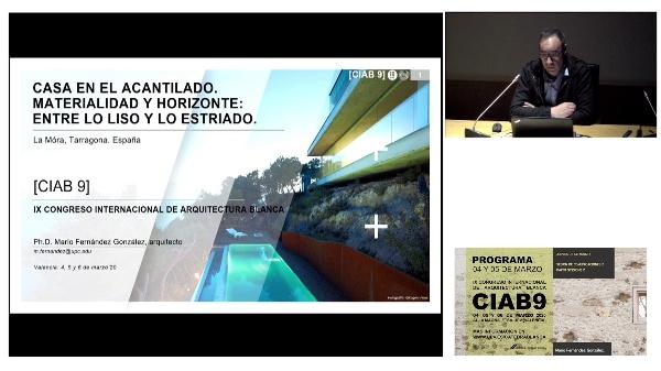 CIAB9.COMUNICACIONES 2. (JUEVES 5 MAÑANA) .Mario Fernández González.