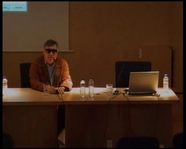 WORKSHOP INTERNACIONAL: CONSTRUCCIÓN DE LA MEMORIA . EDUARDO DE MIGUEL. CARLOS CAMPO (PART2/4)