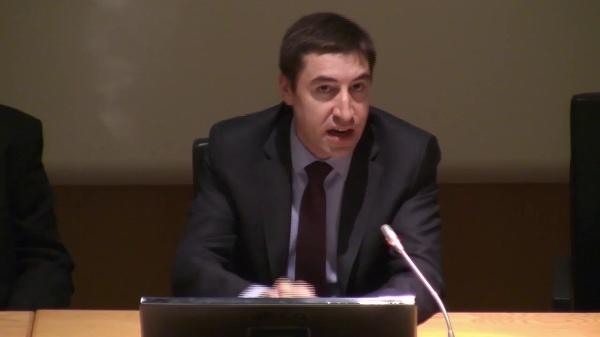 ROBERTO RODRIGUEZ PRADES. ACONDICIONAMIENTO TERMICO OAMI ALICANTE.