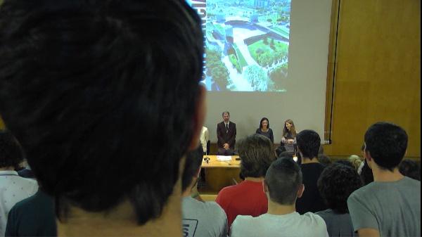 CONFERENCIA INAUGURAL ETSA CURSO 2017-18. JAVIER FRESNEDA