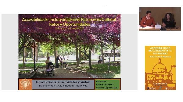 MASTER CPA. Accesibilidad e inclusividad en el Patrimonio cultural Retos Y Oportunidades . JUAN GARCIA SANDOVAL