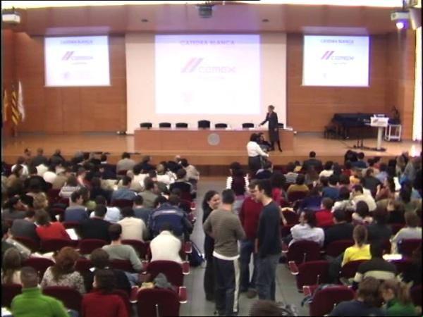 CIAB1.Conferencia CARLOS FERRATER.