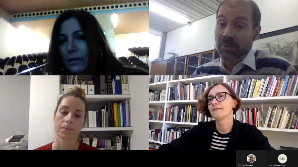 Winter Intersession. Conferencia  LANGARITA NAVARRO. _Langarita Navarro en tres actos.