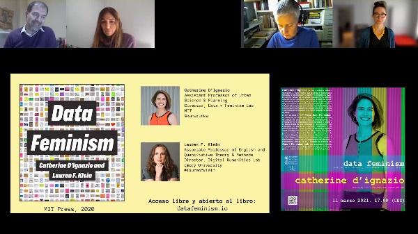 DATA FEMINISM.CATHERINE D'IGNAZIO.