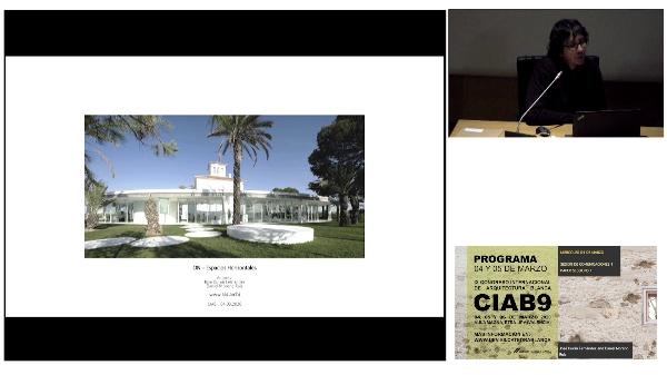 CIAB9.COMUNICACIONES 1 (MIERCOLES 4 TARDE).José Durán Fernández and Daniel Moreno Ruíz.
