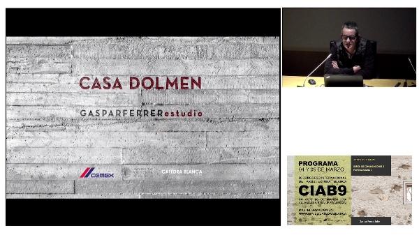 CIAB9.COMUNICACIONES 2. (JUEVES 5 MAÑANA) . Gaspar Ferrer Soler.