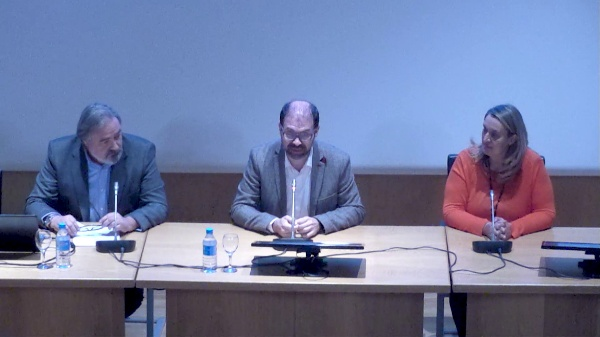 JAVIER GARCÍA-SOLERA y SANTIAGO ALBA RICO_(re)construir (re)habitar (re)pensar_IX seminario GAP