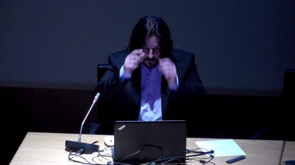 CIAB 8. COMUNICACIONES. José Moragues Puga. Casa Concretus: hormigón brutalista en una vivienda unifamiliar.