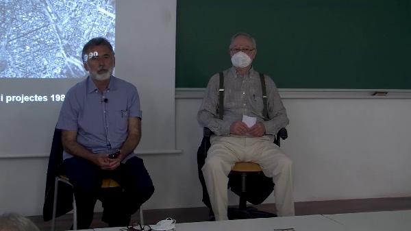 VALÈCIA, PLANS I PROYECTES 1980-1990.RICARD PÉREZ CASADO TORNA A l¿ESCOLA D¿ARQUITECTURA.