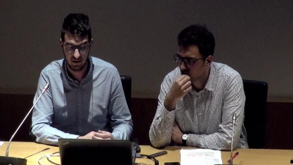 CIAB9.COMUNICACIONES 3 (JUEVES 5 TARDE).Santiago Sánchez Gómez, José Luis Alapont Ramón, Javier Bono Cremades and Francisco José Catalán Tamarit.