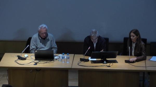 JOSEP QUETGLAS. Jornada per a la celebració del centenario de la Revolució russa (1917-2017). Tress proyectes de Le Corbusier per a Moscou .