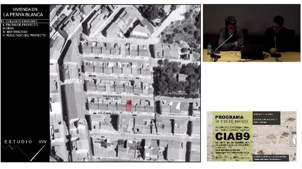 CIAB9.COMUNICACIONES 1 (MIERCOLES 4 TARDE).Ivo Eliseo Vidal Climent, Ciro Manuel Vidal Climent and Carlos Francés Revert.