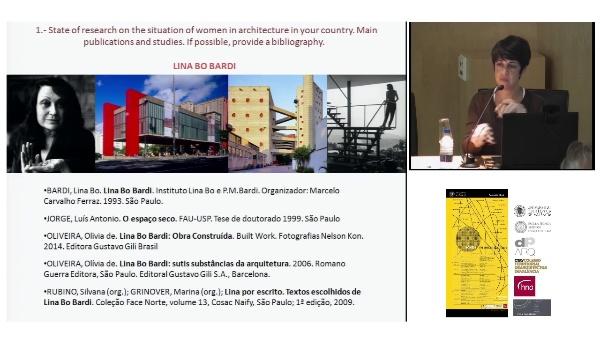 WOMEN IN ARCHITECTURE. ANA GABRIELA GODINHO