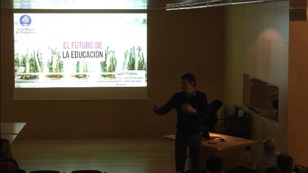 2018_SCHOOL LAB_UPV. (7.2.2018).JUAN FREIRE. EL FUTURO DE LA EDUCACIÓN.