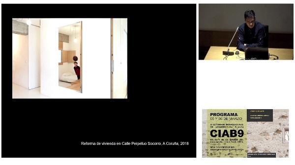 CIAB9.COMUNICACIONES 4 (VIERNES 6. MAÑANA).Santiago Barge Ferreiros and Mª Bele¿n Bouza Cora.