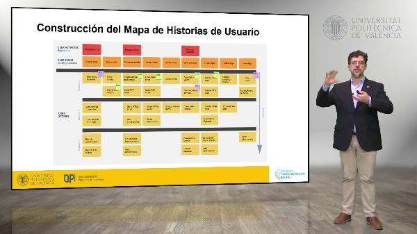 Planificación de un proceso ágil (IV). Construcción de Mapas de Historias de Usuario