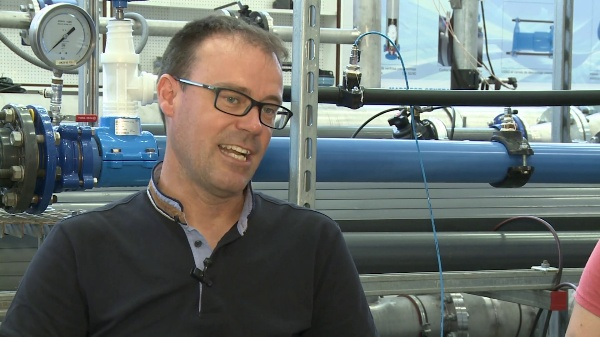 Aprendizaje Basado en Proyectos en Tecnología Hidráulica del Máster de Ingeniería Agronómica