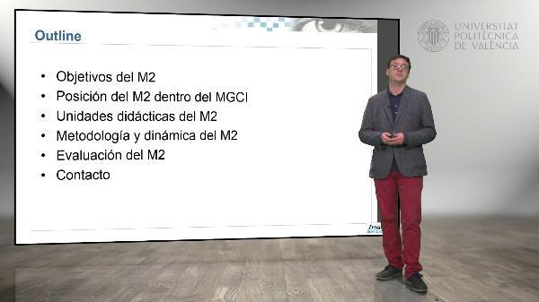 Presentación del Módulo 2 MGCI