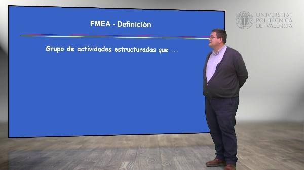 Análisis de Modo de Fallo y Efectos (AMFE)