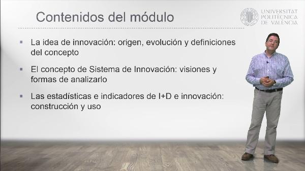 Módulo 1 MGCI. Conceptos sobre Ciencia e Innovación