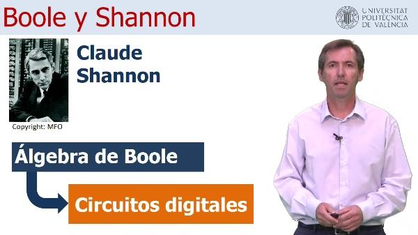 Álgebra de Boole y circuitos digitales