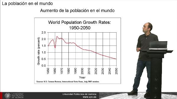 Población y alimentos. Una relación incómoda