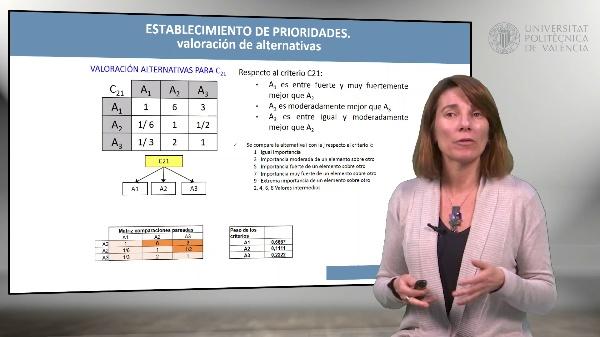 Proceso Analítico Jerárquico AHP 3