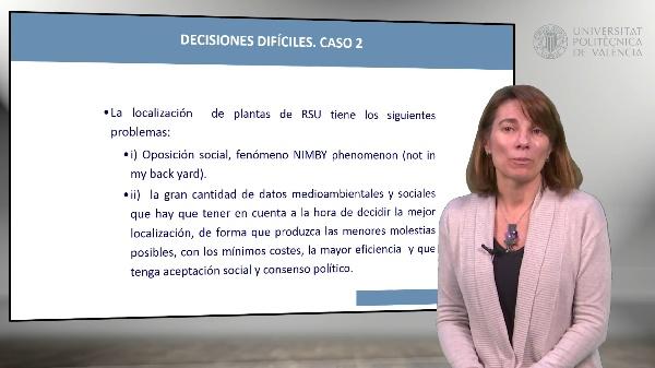 Introducción al análisis de decisiones 2