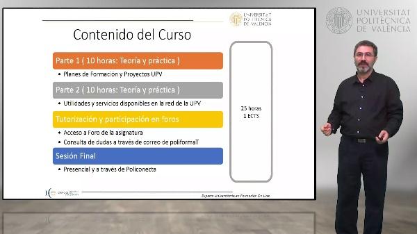 Recursos tecnológicos de apoyo al aprendizaje ofertados por la UPV
