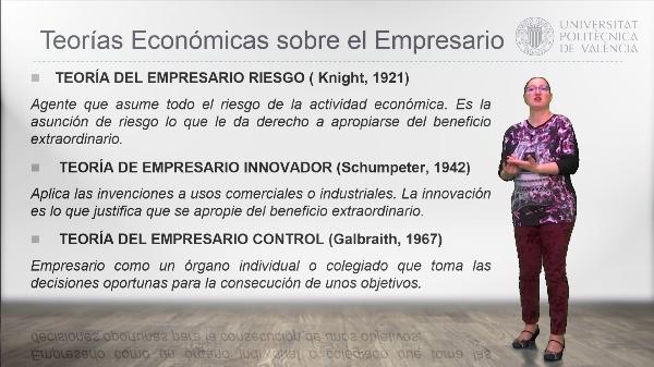 El empresario: Concepto y Evolución