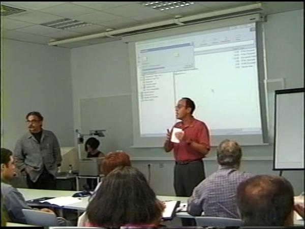Comunicación 33, Animando las clases de ¿¿Citología¿¿ (JIE)