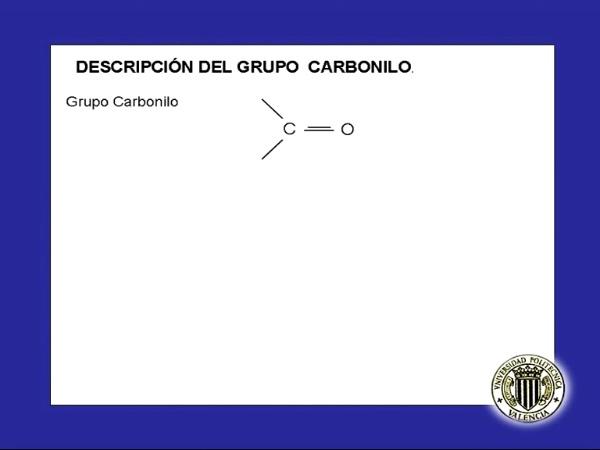 Aldehidos y Cetonas: Reacciones de adición-eliminación y reacciones de oxidación