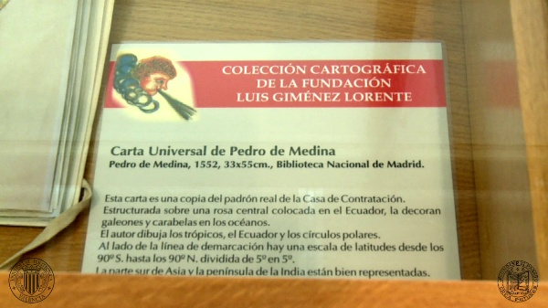 Sala de exposiciones. Fundación Luis Giménez Lorente
