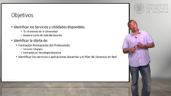 Presentación asignatura EUFOL. Recursos tecnológicos de apoyo al aprendizaje ofertados por la UPV