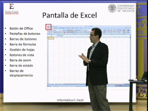 Informática II - Parte I