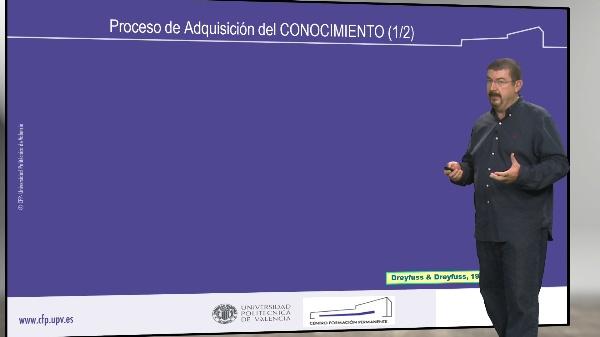 Modelo ANDRAGÓGICO de la UPV