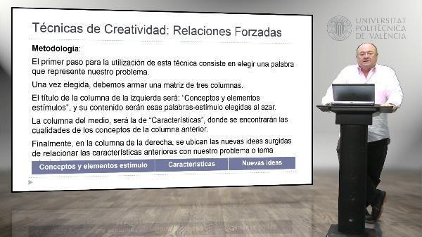5 Técnicas de Creatividad, Relaciones Forzadas