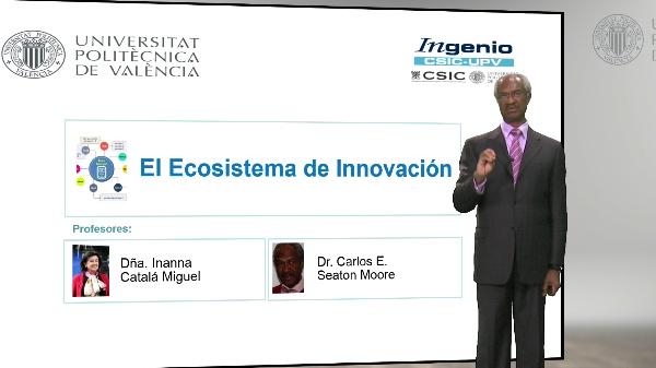 El Ecosistema de Innovación (Corto)