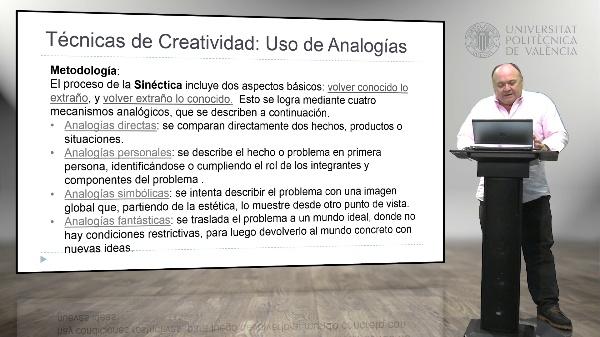 5 Técnicas de Creatividad, Uso de Analogías